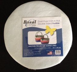 Bosal 4252-20 Double Sided Fusible On a Roll