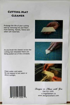 Cutting Mat Cleaner