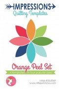 Orange Peel Set